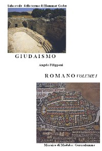 Cover Giudaismo romano