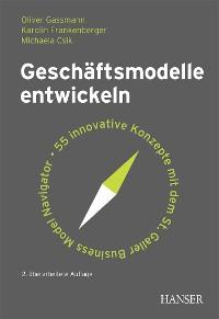 Cover Geschäftsmodelle entwickeln
