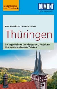 Cover DuMont Reise-Taschenbuch Reiseführer Thüringen