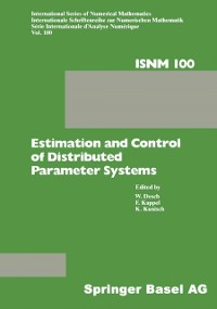 Cover Estimation and Control of Distributed Parameter Systems