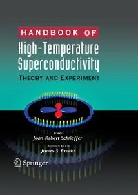 Cover Handbook of High -Temperature Superconductivity