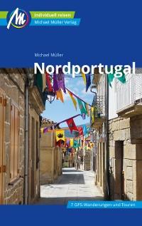Cover Nordportugal Reiseführer Michael Müller Verlag