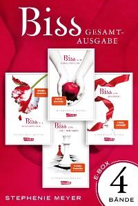 Cover Biss: Alle vier Bände der Twilight-Serie in einer E-Box! (Bella und Edward )
