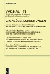 Cover Grenzuberschreitungen