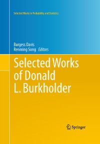 Cover Selected Works of Donald L. Burkholder