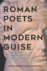 Cover Roman Poets in Modern Guise