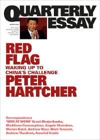 Cover Quarterly Essay 76 Red Flag