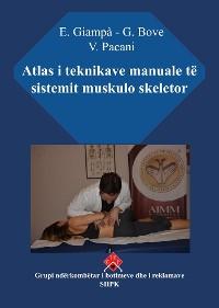 Cover Atlas i teknikave manuale të sistemit muskulo skeletor