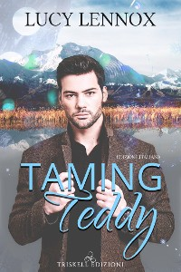 Cover Taming Teddy: Edizione italiana