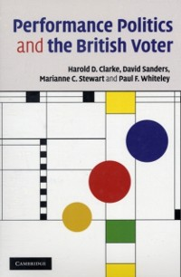 Cover Performance Politics and the British Voter