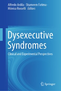 Cover Dysexecutive Syndromes