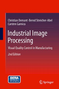 Cover Industrial Image Processing