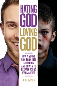 Cover Hating God, Loving God