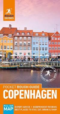 Cover Pocket Rough Guide Copenhagen