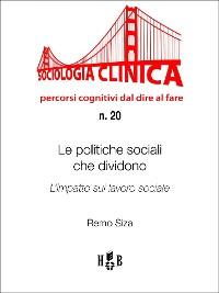 Cover Le politiche sociali che dividono