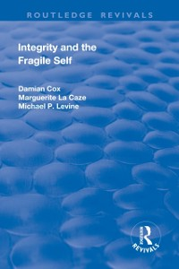 Cover Integrity and the Fragile Self
