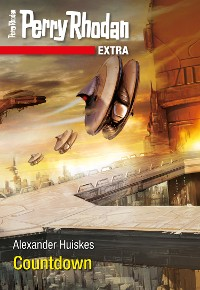 Cover Perry Rhodan-Extra: Countdown