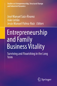 Cover Entrepreneurship and Family Business Vitality