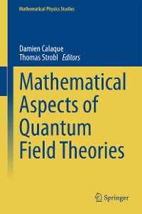 Cover Mathematical Aspects of Quantum Field Theories