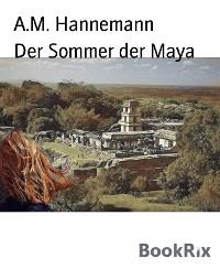 Cover Der Sommer der Maya