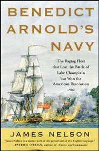 Cover Benedict Arnold's Navy