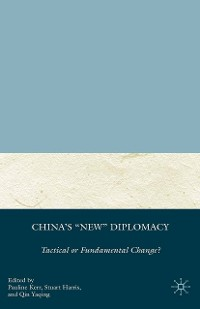 "Cover China's ""New"" Diplomacy"