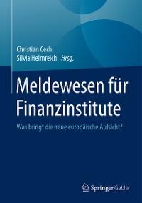 Cover Meldewesen für Finanzinstitute