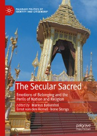 Cover The Secular Sacred