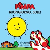 Cover Pimpa buongiorno, sole!