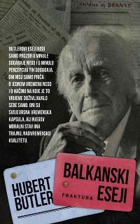 Cover Balkanski eseji