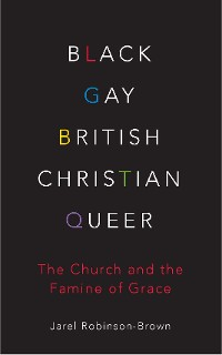 Cover Black, Gay, British, Christian, Queer