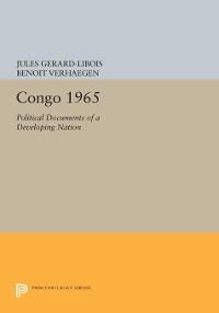 Cover Congo 1965