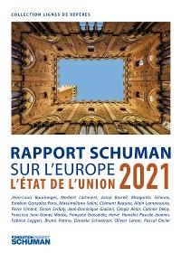 Cover Rapport Schuman sur l'Europe