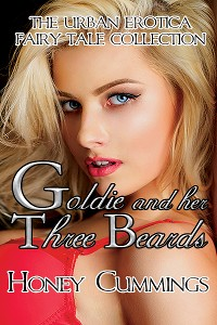 Cover Goldie and her Three Beards