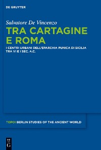 Cover Tra Cartagine e Roma