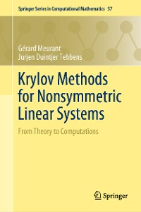 Cover Krylov Methods for Nonsymmetric Linear Systems