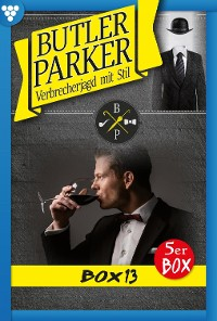 Cover Butler Parker Box 13 – Kriminalroman