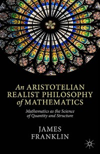 Cover An Aristotelian Realist Philosophy of Mathematics