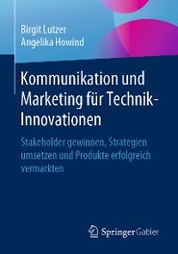 Cover Kommunikation und Marketing für Technik-Innovationen