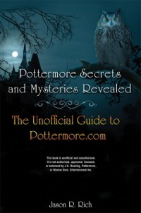 Cover Pottermore Secrets and Mysteries Revealed