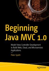 Cover Beginning Java MVC 1.0