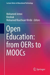 Cover Open Education: from OERs to MOOCs