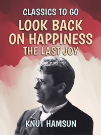 Cover Look Back On Happiness, The Last Joy