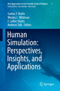 Cover Human Simulation: Perspectives, Insights, and Applications