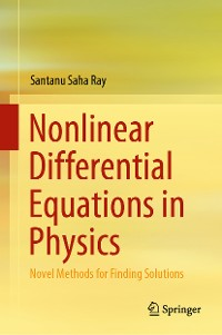 Cover Nonlinear Differential Equations in Physics