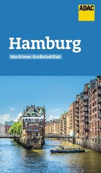 Cover ADAC Reiseführer Hamburg
