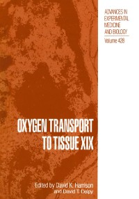 Cover Oxygen Transport to Tissue XIX