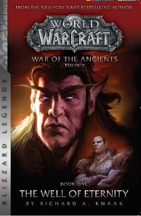 Cover Warcraft: War of the Ancients Book One