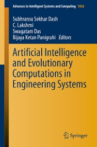 Cover Artificial Intelligence and Evolutionary Computations in Engineering Systems