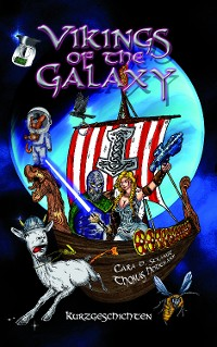 Cover Vikings of the Galaxy